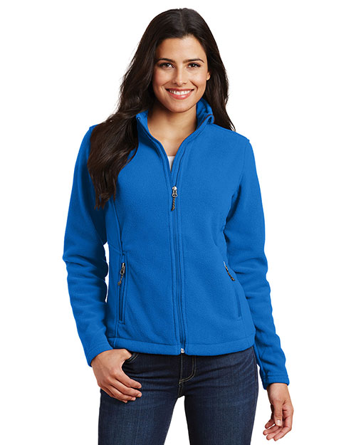 Port Authority L217 Women Value Fleece Jacket at GotApparel