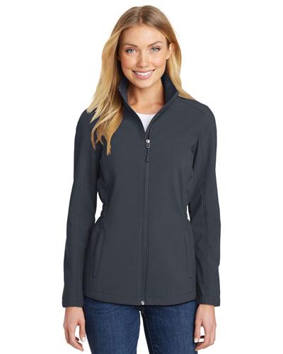 Port Authority L334 Women Cinch-Waist Soft Shell Jacket at GotApparel