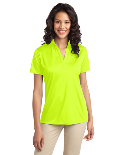 Port Authority L540 Women Silk Touch Performance Polo at GotApparel