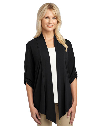 Port Authority L543 Women Concept Shrug at GotApparel