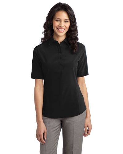 Port Authority L650 Women Ultra Stretch Polo at GotApparel