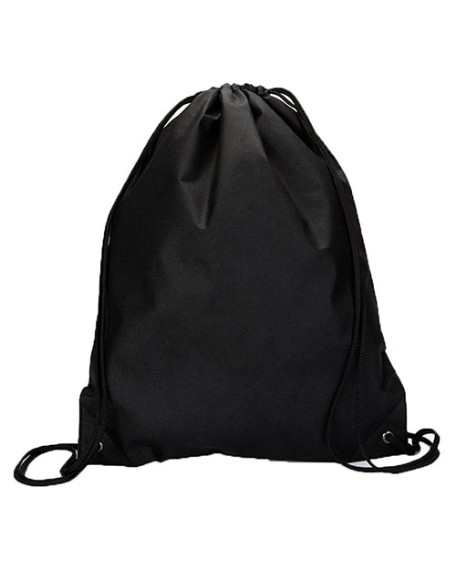 Ultraclub A136 Unisex Non Woven Drawstring Pack at GotApparel