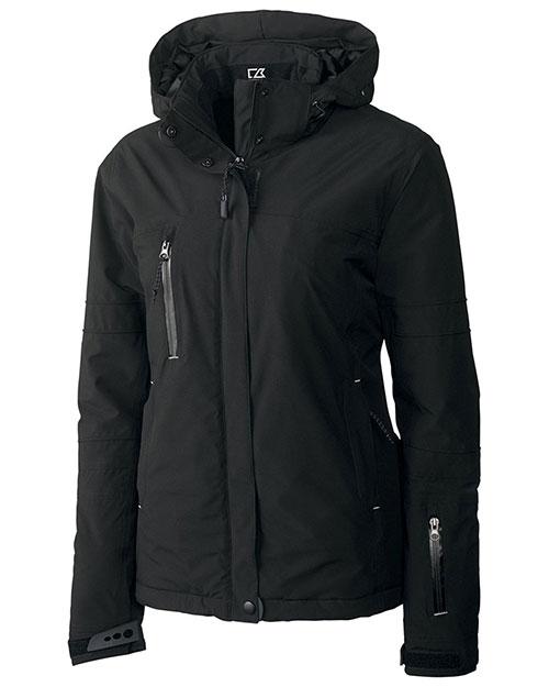 Cutter & Buck LCO01187 Women Weathertec Sanders Jacket at GotApparel