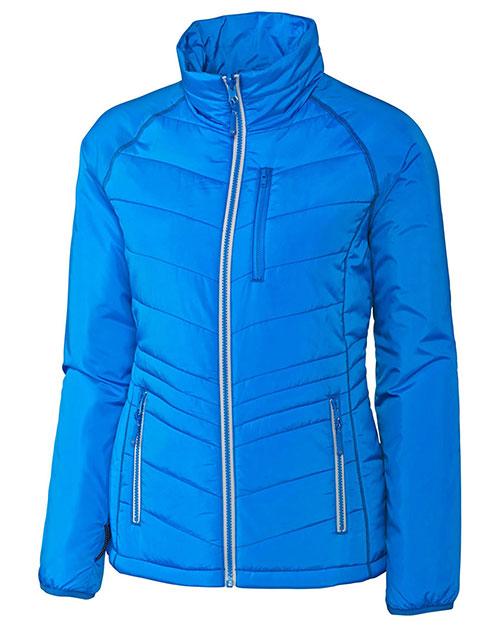 Cutter & Buck LCO09974 Women WeatherTec Barlow Pass Jacket at GotApparel