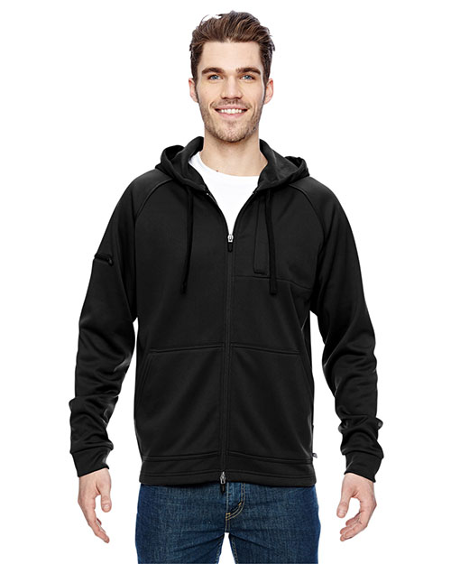Dickies LJ536 Men 7.4 oz. Tactical Full Zip Fleece Jacket at GotApparel