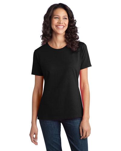 Port & Company LPC150 Women Essential Ring Spun Cotton T-Shirt at GotApparel