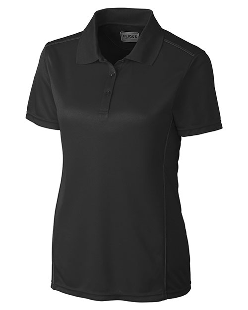 Clique New Wave LQK00034 Women Ice Sport Lady Polo at GotApparel