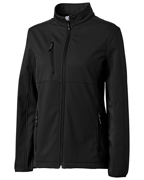 Clique New Wave LQO00042 Women Narvik Colorblock Softshell Jacket at GotApparel