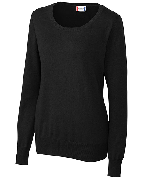 Clique New Wave LQS00001 Women Imatra Scoop Neck Sweater at GotApparel