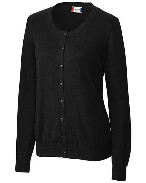 Clique New Wave LQS00002 Women Imatra Cardigan Sweater at GotApparel