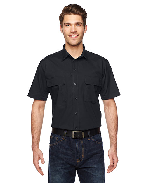 Dickies Workwear LS953 Adult 4.5 Oz. Ripstop Ventilated Tactical Shirt at GotApparel