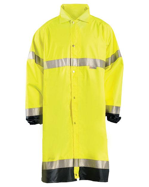 OccuNomix LUXTJRE Men Premium Breathable Rain Jacket at GotApparel