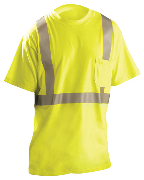 OccuNomix LUXTP2 Men Classic Flame Resistant HRC 2 T-Shirt at GotApparel