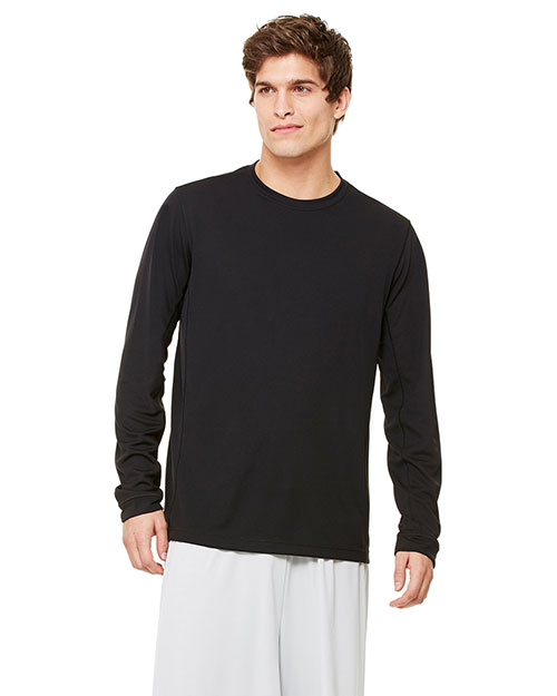 AloLong-Sleeve Performance Tee at GotApparel