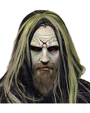 Halloween Costumes MA1027 Unisex Morris  Rob Zombie Latex Mask at GotApparel