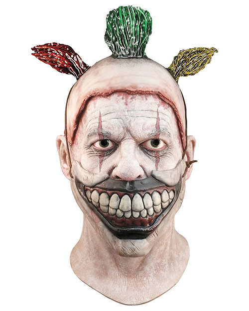 Halloween Costumes MARXFOX101 Unisex Twisty Mask Standard at GotApparel