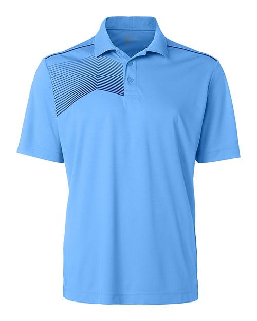 Cutter & Buck MBK01277 Men Glen Acres Polo Shirt at GotApparel