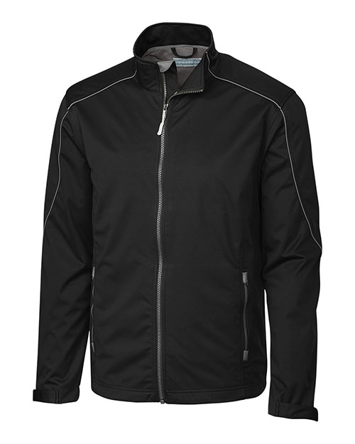Cutter & Buck MCO00950 Men WeatherTec Opening Day Softshell Jacket at GotApparel