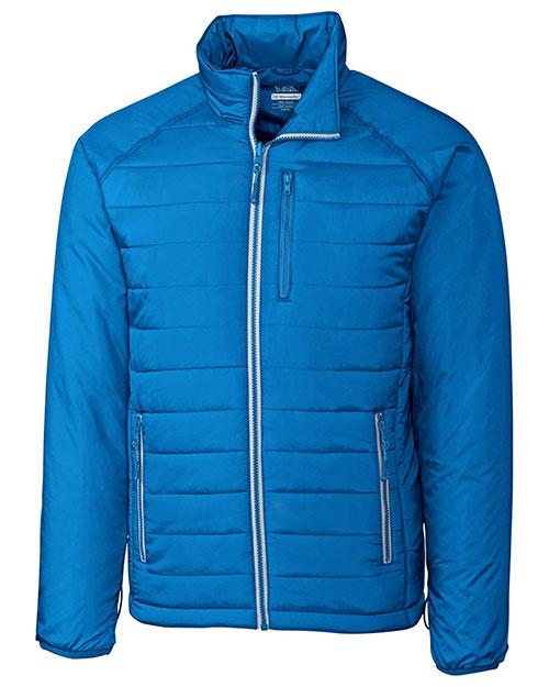 Cutter & Buck MCO09818 Men WeatherTec Barlow Pass Jacket at GotApparel
