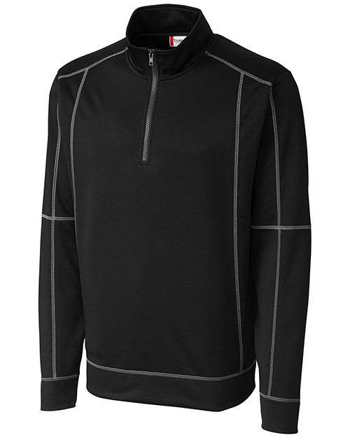 Clique New Wave MQK00049 Men Helsa Half-Zip at GotApparel