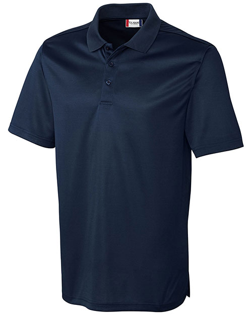 Clique New Wave MQK00051 Men Malmo Snag-Proof Polo at GotApparel
