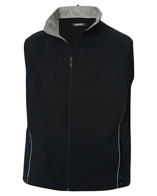 Clique New Wave MQO00009 Men Softshell Vest at GotApparel