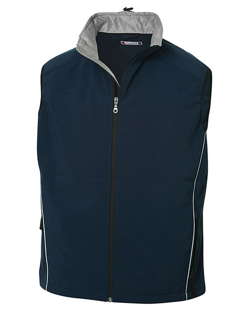 Clique New Wave MQO00009 Men Softshell Vest at GotApparel