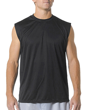 A4 N2295 Men Cooling Performance Muscle T-Shirt at GotApparel