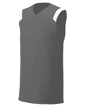 A4 N2340 Men Moisture Management V-Neck Muscle Shirt at GotApparel