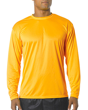A4 N3165 Men Cooling Performance Long-Sleeve Tee at GotApparel