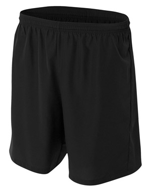 A4 NB5343 Boys Woven Soccer Shorts at GotApparel