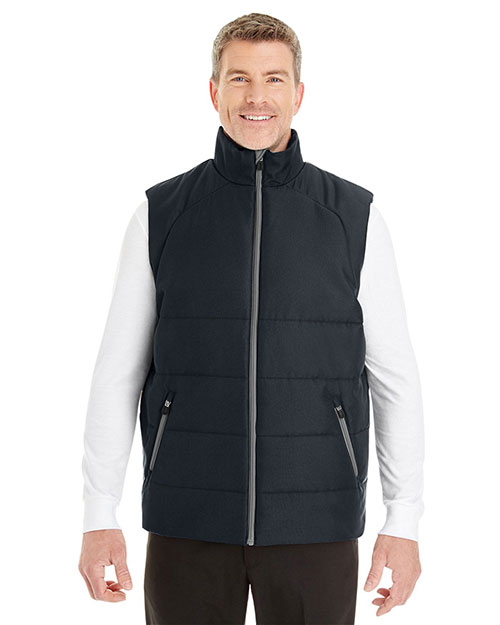 Ash City NE702 Men Engage Interactive Insulated Vest at GotApparel