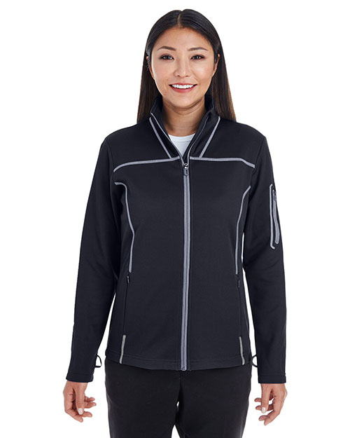 Ash City NE703W Women Endeavor Interactive Performance Fleece Jacket at GotApparel