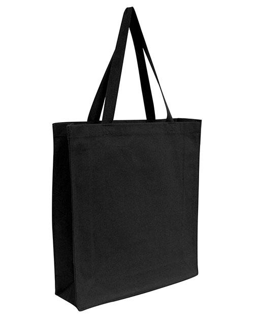 OAD OAD100 Promo Canvas Shopper Tote at GotApparel