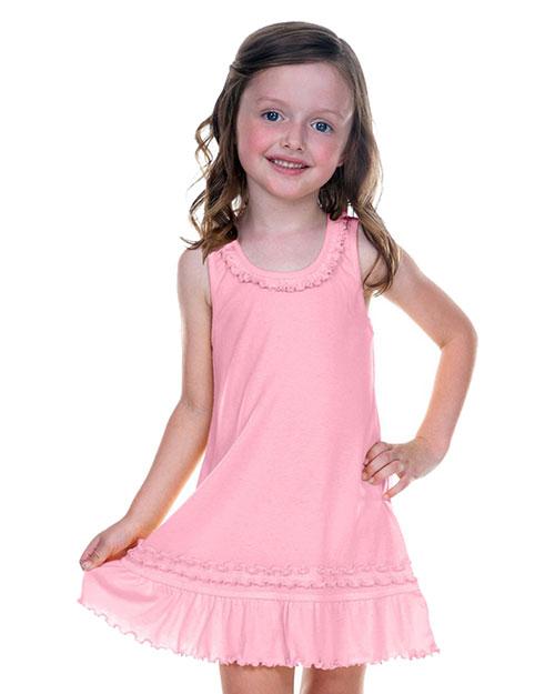 Little Girls 3-6X Sunflower Dress (Same P1P0505) at GotApparel