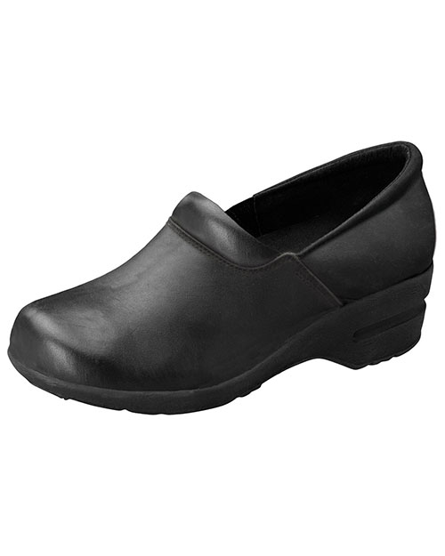 Cherokee PATRICIA Women SR Fashion Leather Step In Footwear at GotApparel