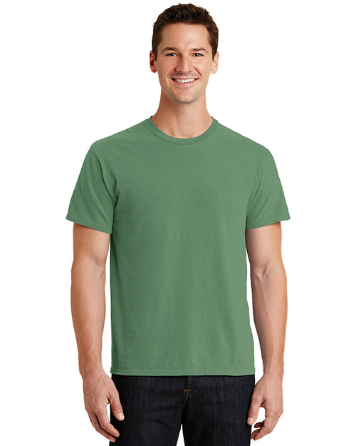 Port & Company PC099 Men Essential Pigment-Dyed Tee at GotApparel