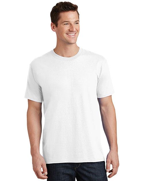 Port & Company PC54 Men 5.4 Oz 100% Cotton T-Shirt at GotApparel