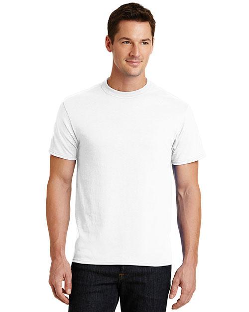 Port & Company PC55 Men 50/50 Cotton/Poly T-Shirt at GotApparel
