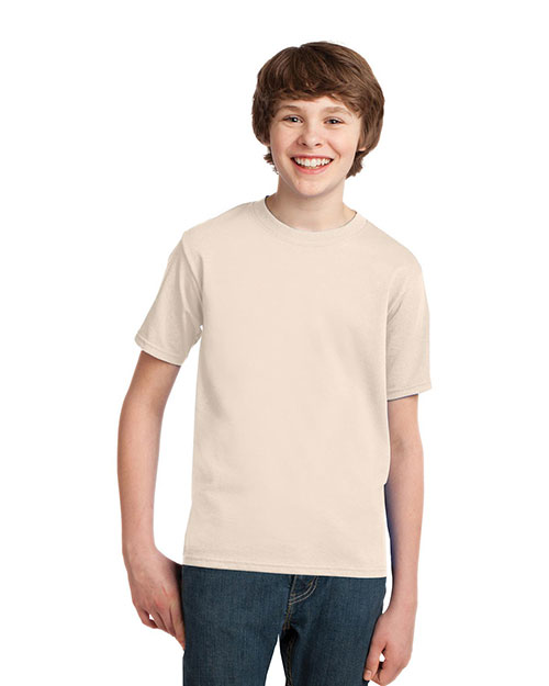Port & Company PC61Y Boys Essential T-Shirt at GotApparel