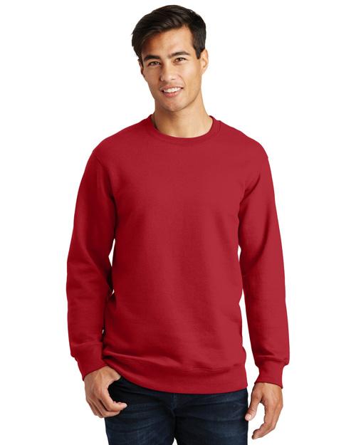 Port & Company PC850 Men   Fan Favorite Fleece Crewneck Sweatshirt at GotApparel