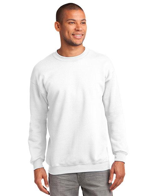 Port & Company PC90T Men Tall Ultimate Crewneck Sweatshirt at GotApparel