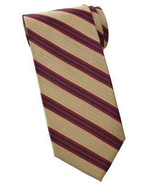 Edwards QS00 Men Quint Stripe Tie at GotApparel