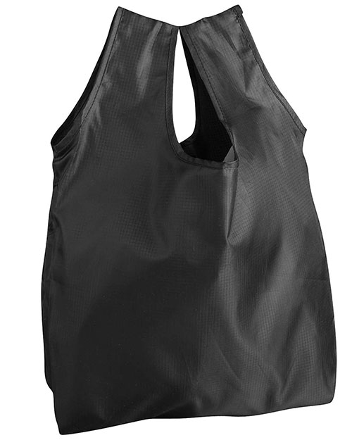 UltraClub R1500 Unisex Reusable Shopping Bag with Drawstring Closure at GotApparel
