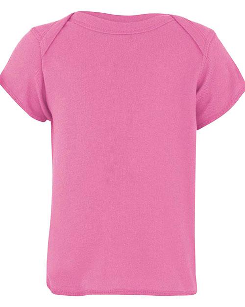 Rabbit Skins R3400 Toddler 5.3 Oz. Lap Shoulder T-Shirt at GotApparel