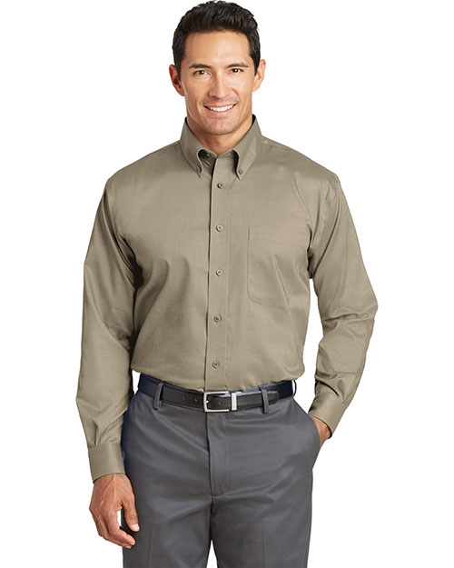 Red House RH37 Adult Nailhead Non-Iron Button-Down Shirt at GotApparel
