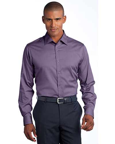 Red House RH62 Adult Slim Fit Non-Iron Pinpoint Oxford at GotApparel