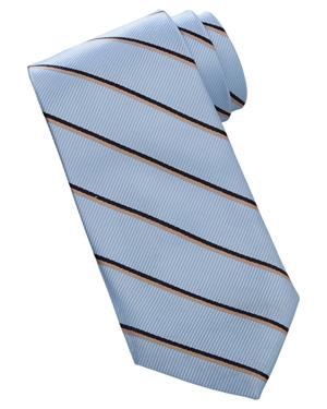 Edwards RP00 Men Striped Pattern Tie at GotApparel