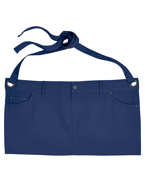 Artisan Collection by Reprime RP133 Unisex 7.1 oz Cotton Chino Waist Apron at GotApparel