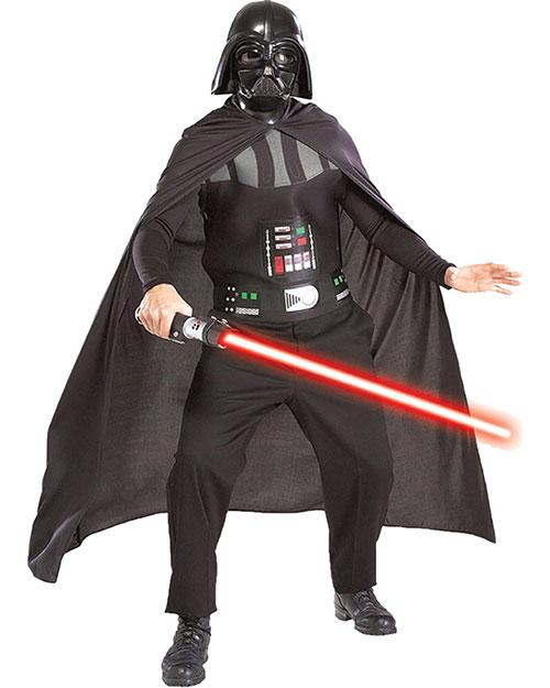 Halloween Costumes RU5217 Boys Episode 3 Darth Vader Ki at GotApparel